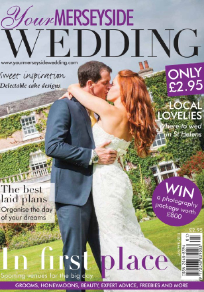 Wedding Mag Front Covers