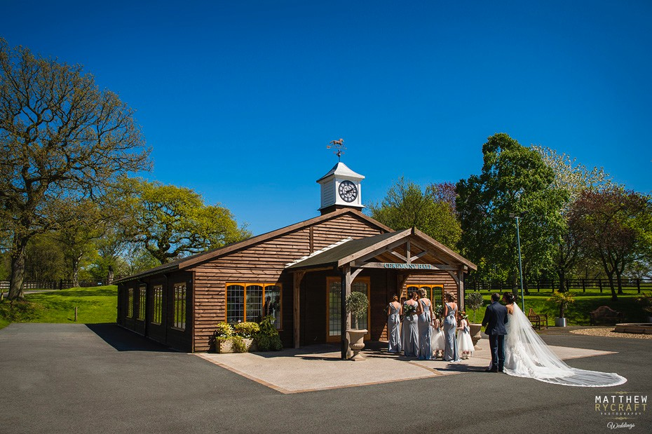 Cheshire Wedding Venues