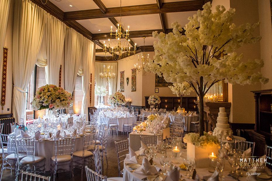 Wedding Magazine Photography Peckforton Castle