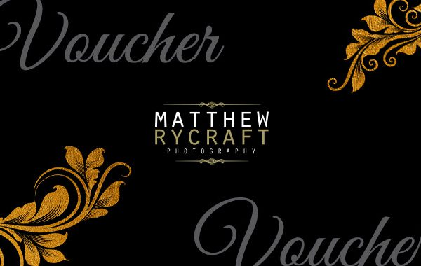 Wedding Photography Voucher