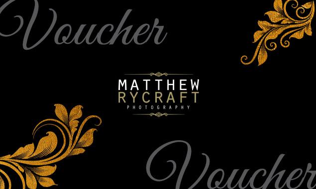Wedding Photography Voucher