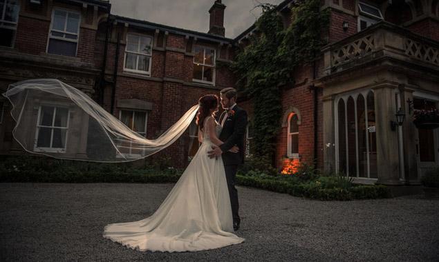 Bartle Hall Wedding