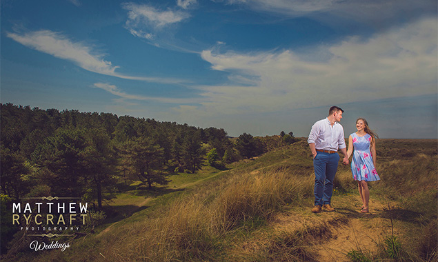 Pre Wedding Shoot at Formby