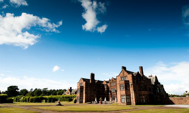 Wirral Wedding Venue Thornton Manor