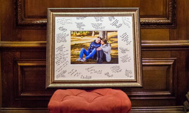 Wedding Photography signature frame