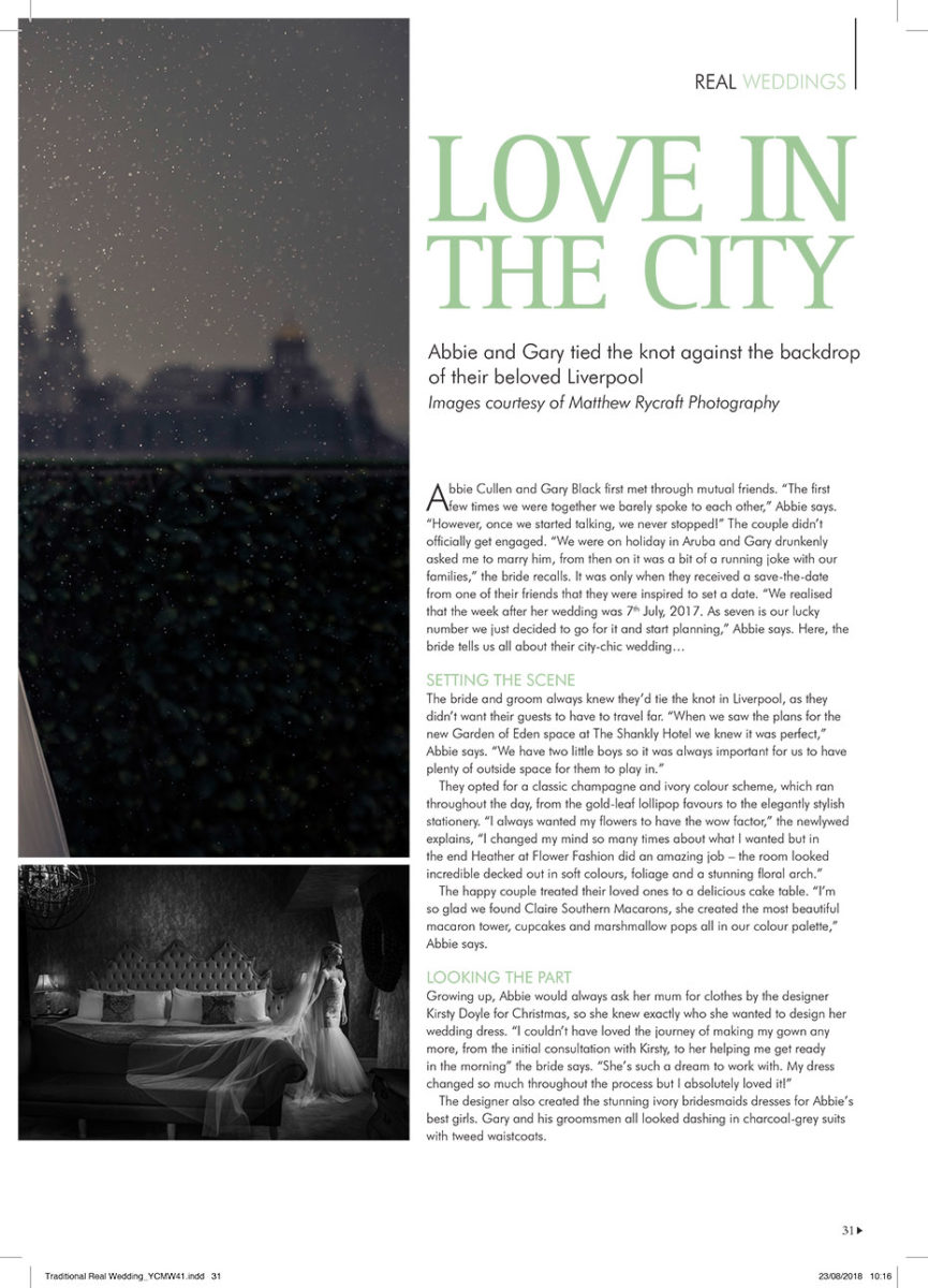 Real Wedding Magazine Matthew Rycraft-2