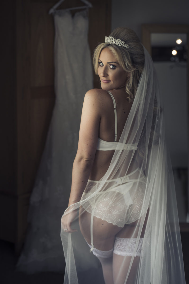 Bridal Lingerie Photography