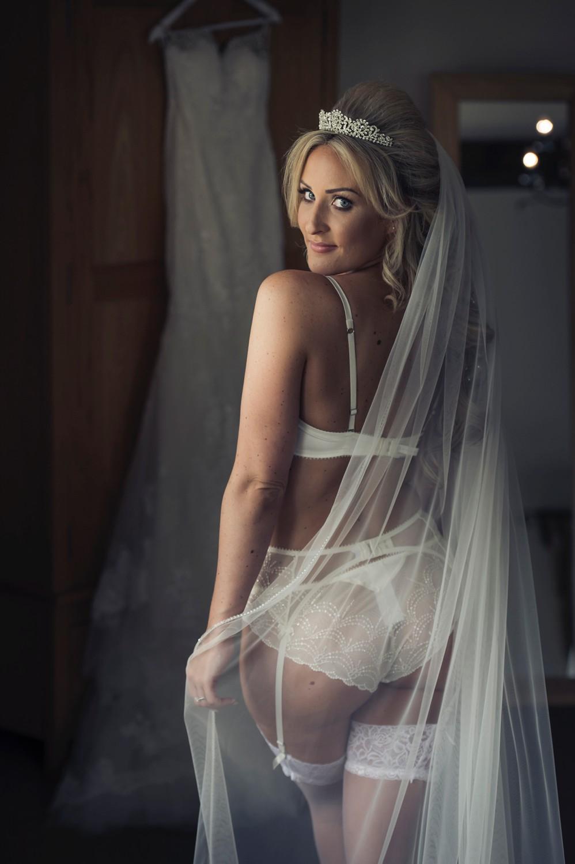 Bridal Lingerie Photography
