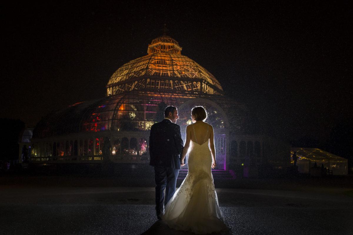 Matthew Rycraft Portfolio-Winter Wedding