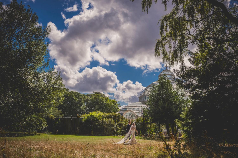 Sefton Palm House Wedding Liverpool