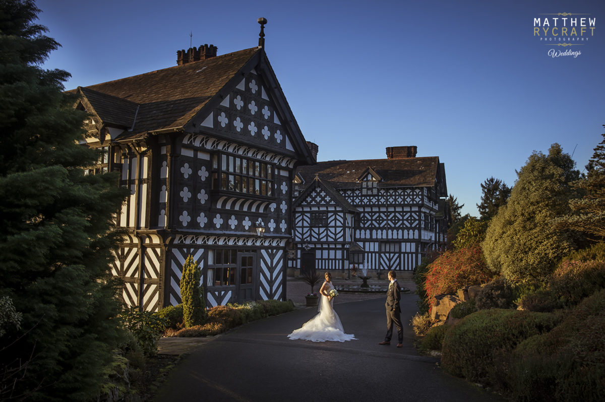 Wirral Wedding Venue Hillbark Hotel