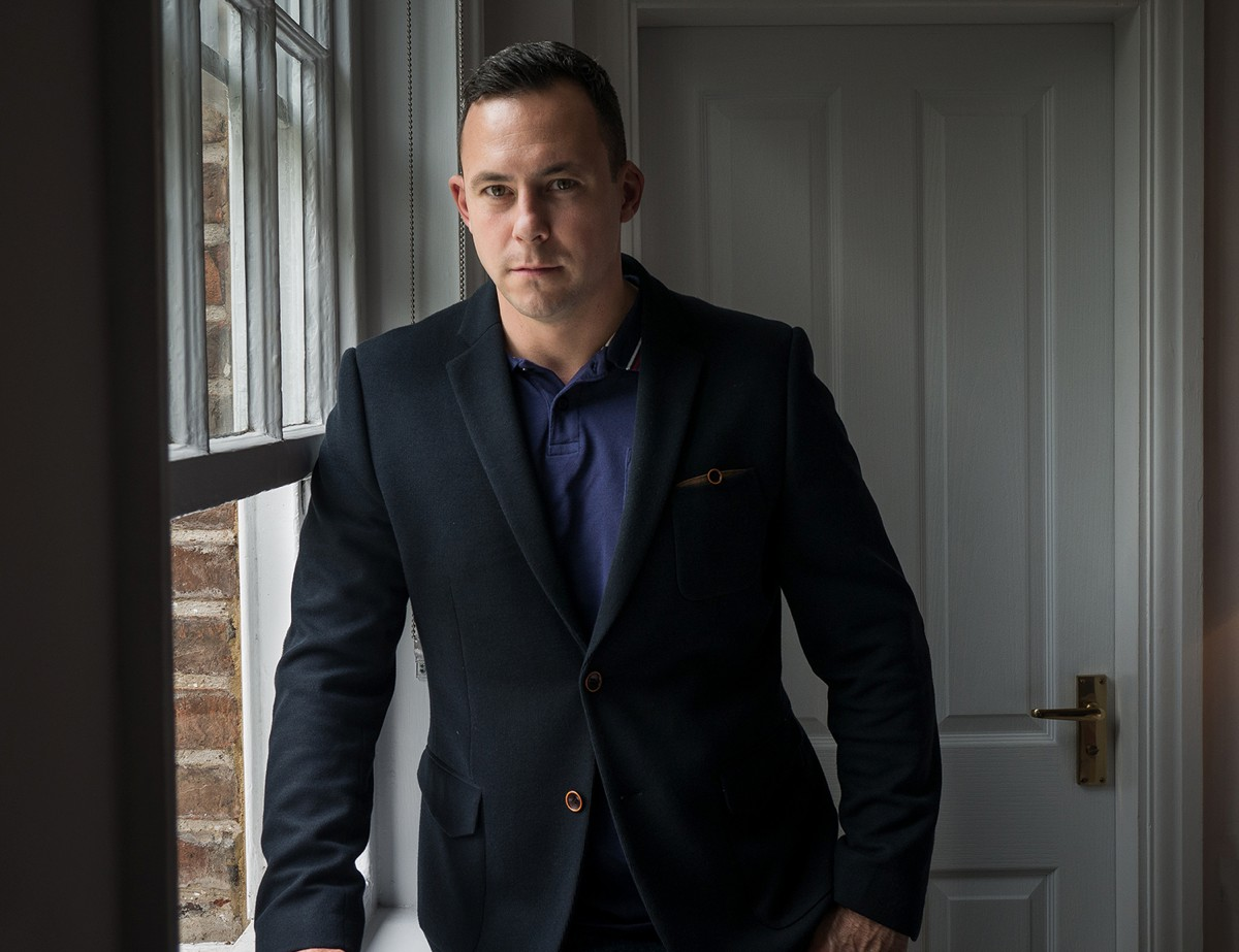 Matthew Rycraft Award Winning Wedding Photographer