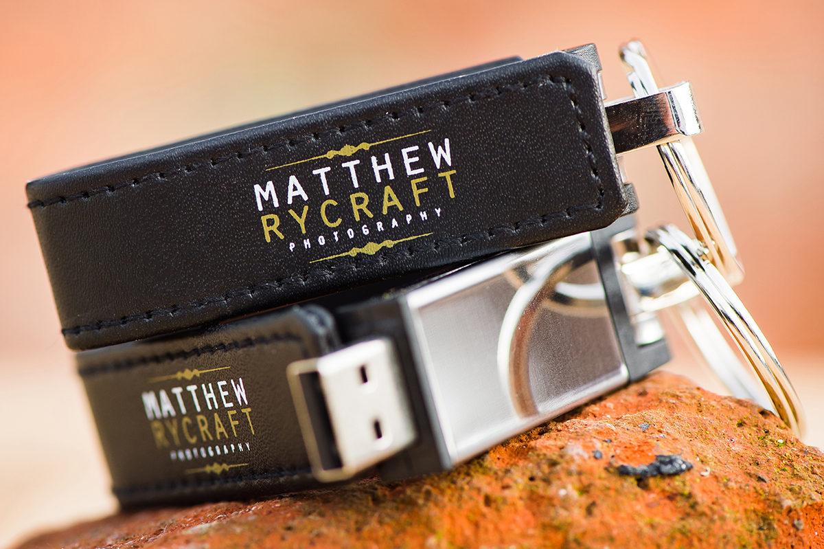 Customised Photography USB Sticks