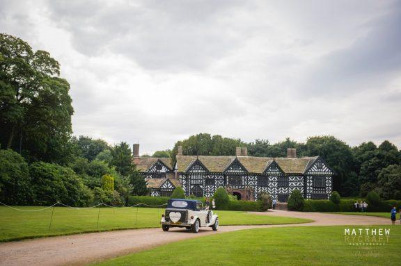 Speke Hall Wedding Venue Merseyside