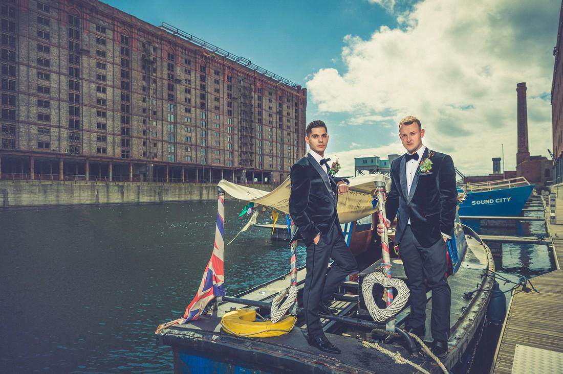 Gay Wedding Liverpool