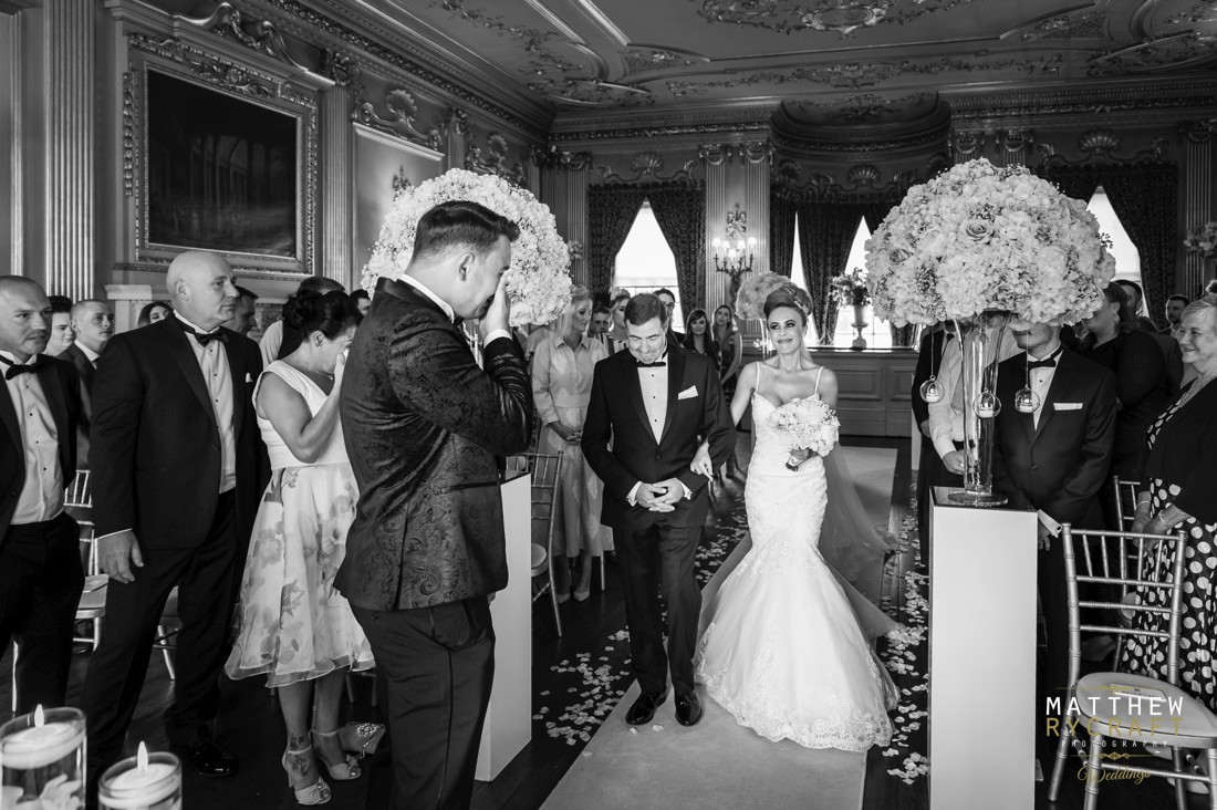 Wedding Ceremony Knowsley Hall