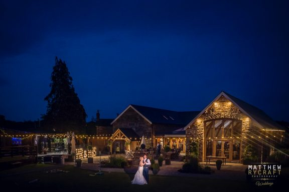 Tower Hill Barn Cheshire Wedding