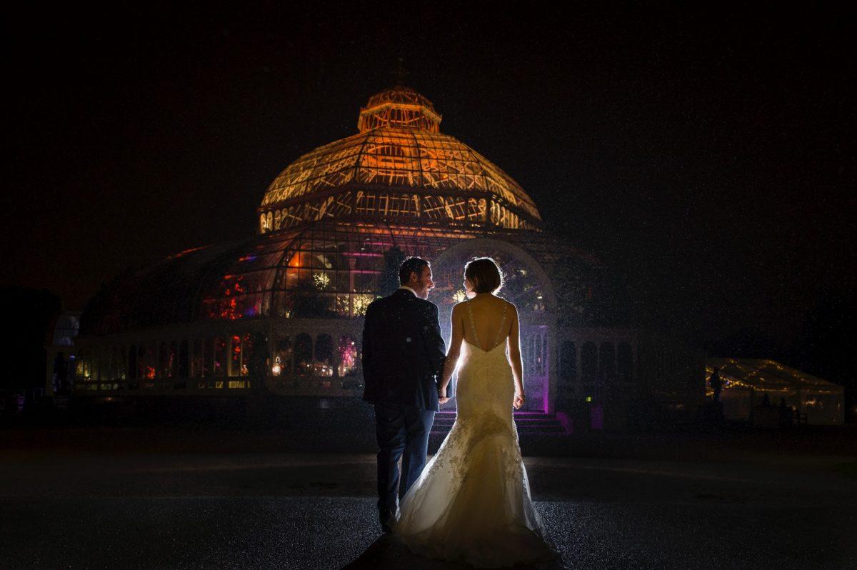 Sefton Palm House Liverpool Wedding Venue
