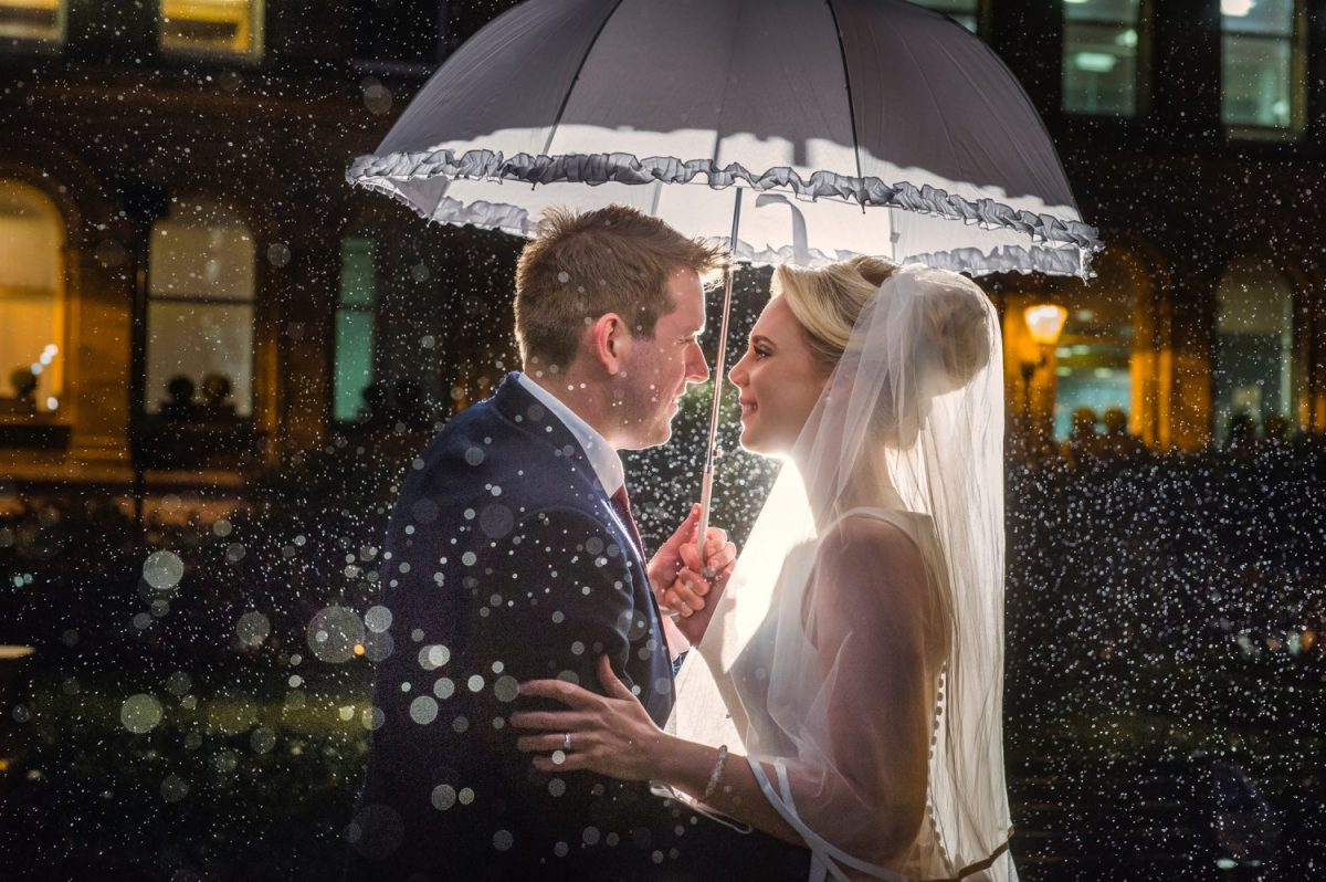 Liverpool wedding photographer - Winter Wedding