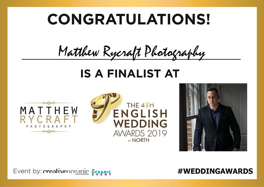 North West Photographer Finalist
