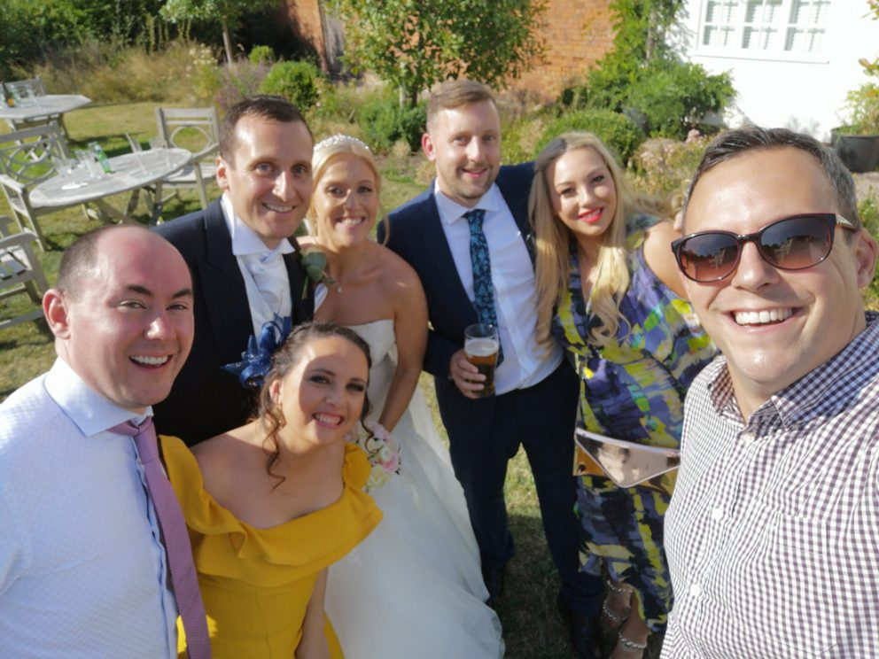 Wedding Photographer Behind the Scenes Selfie-01