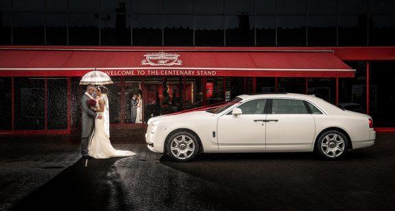Liverpool Football Club Wedding Matthew Rycraft Portfolio