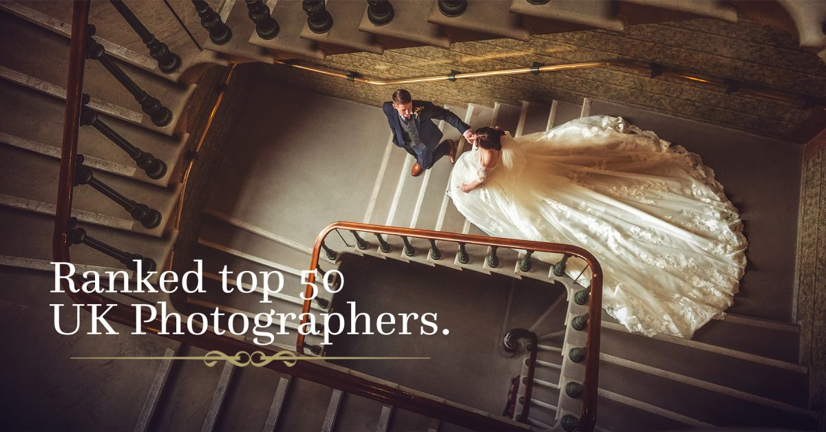 Matthew Rycraft Ranked top 50 Wedding Photographers