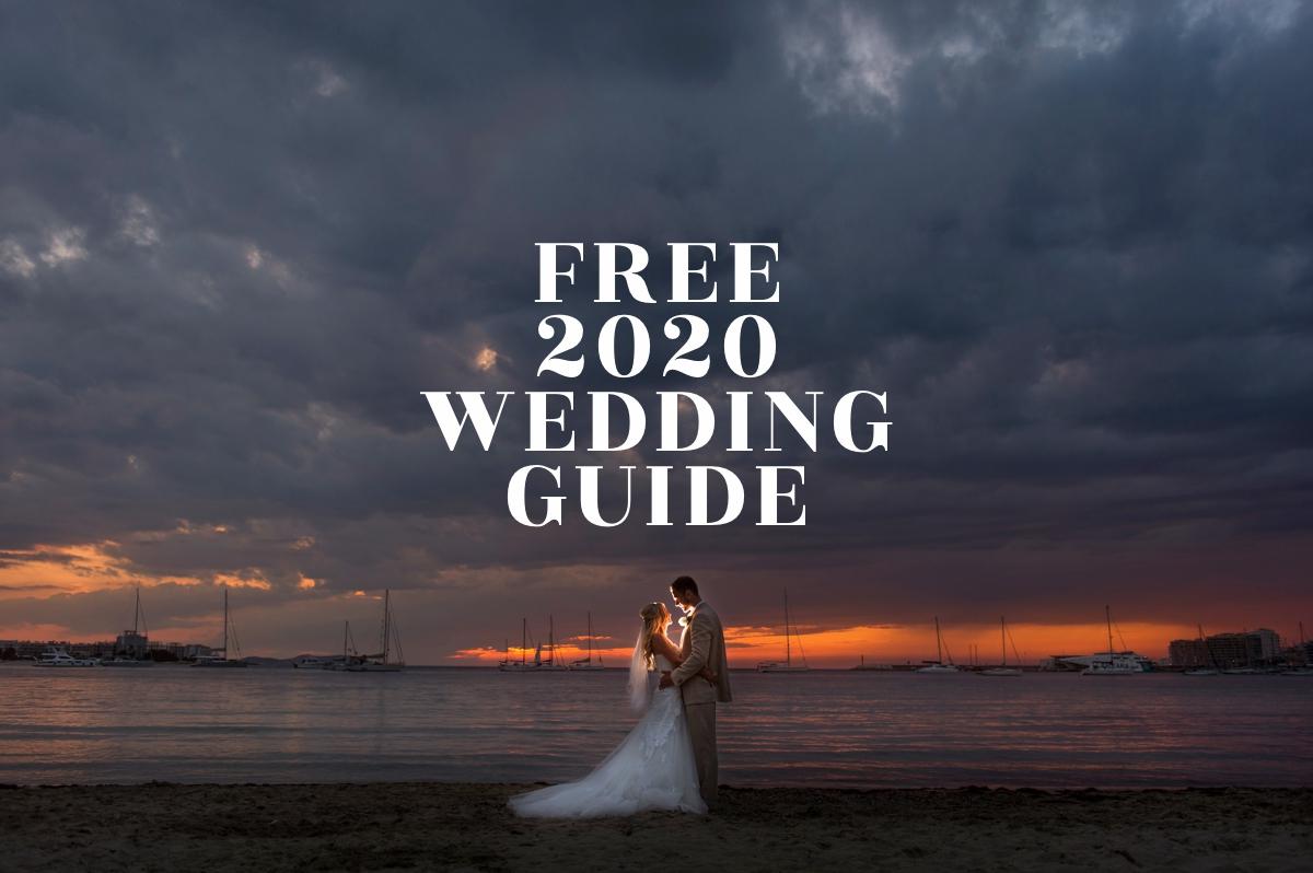 Free Wedding Guide 2020