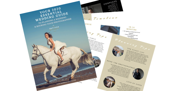 Free Wedding Guide 2020 Matthew Rycraft-2