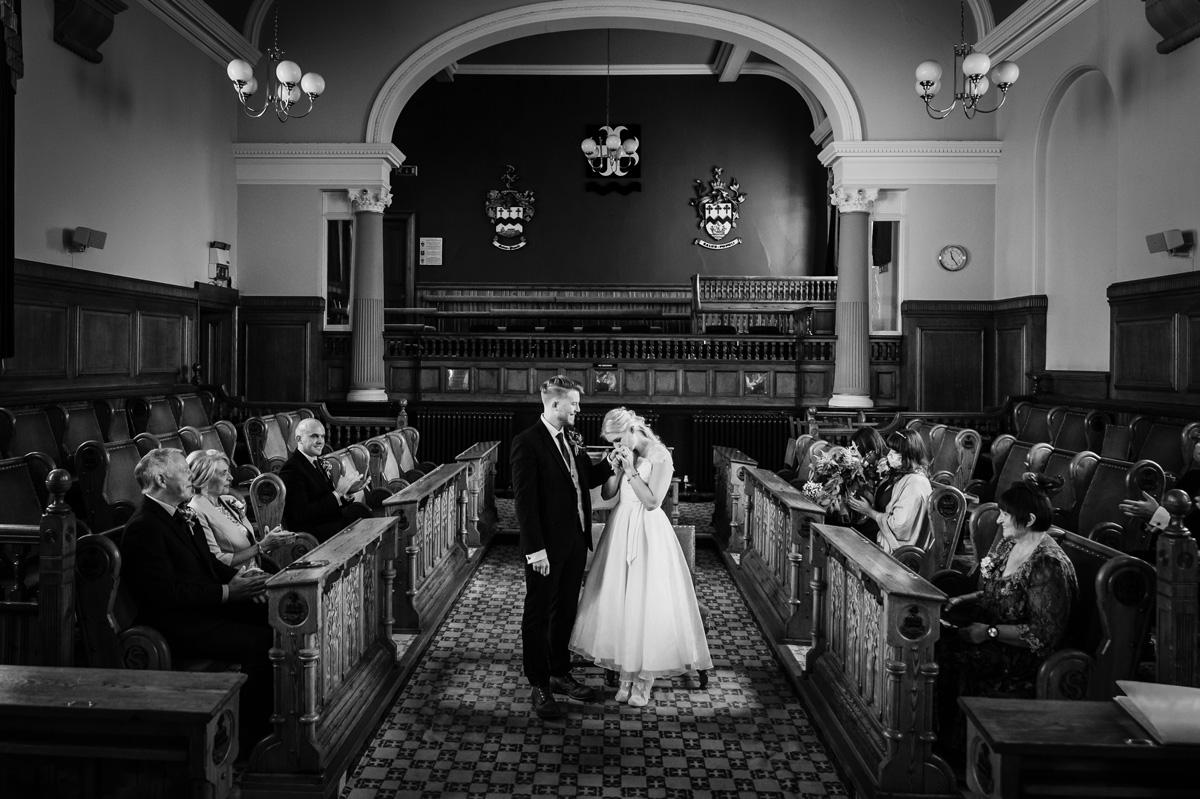 Covid Wedding Merseyside