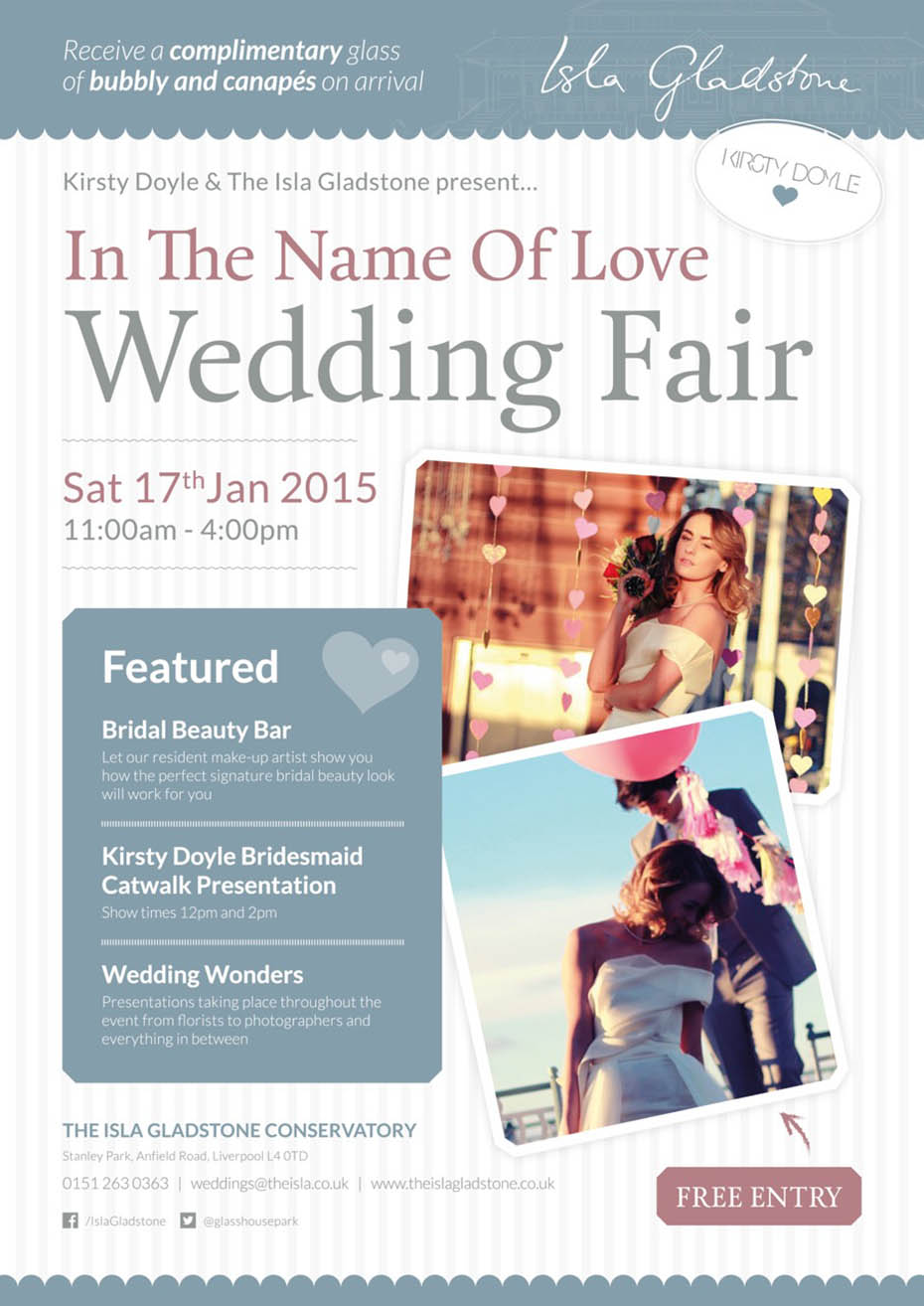 289_TheIslaGladstone_WeddingFayre_A3(v2)