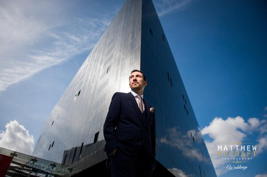 Groom Liverpool Architecure