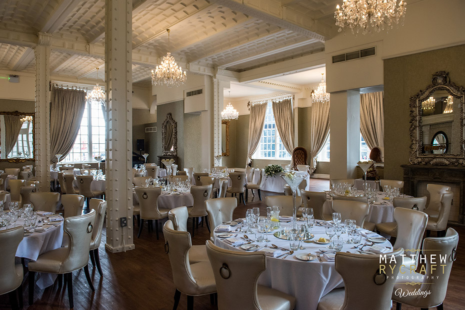 30 James Street Wedding Room