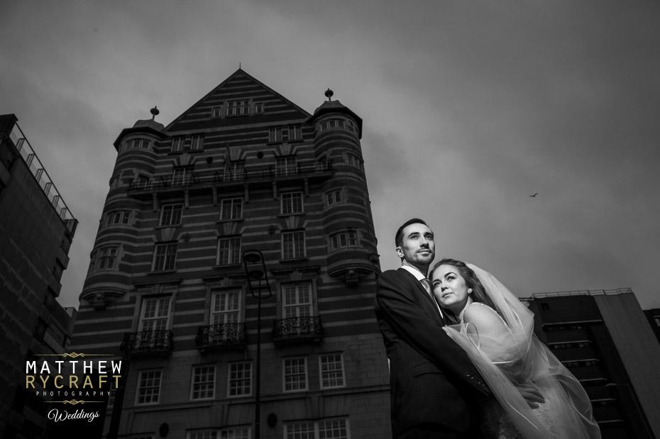 Wedding Photography at 30 James Street