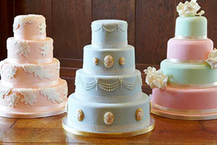 Wedding Cakes by Lilibets