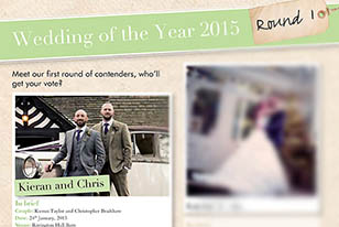 Wedding of the Year Winners