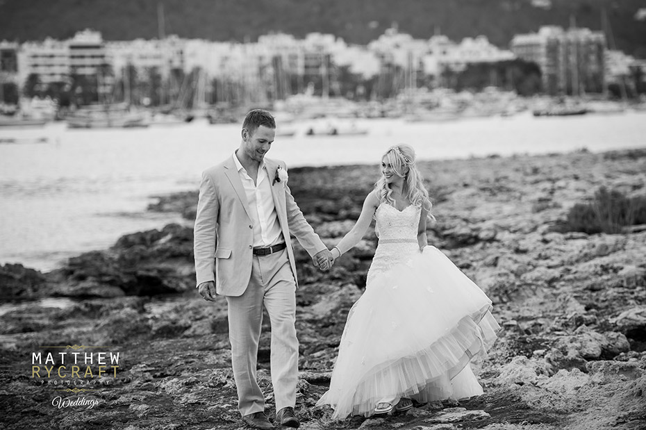 Abroad Wedding in Ibiza