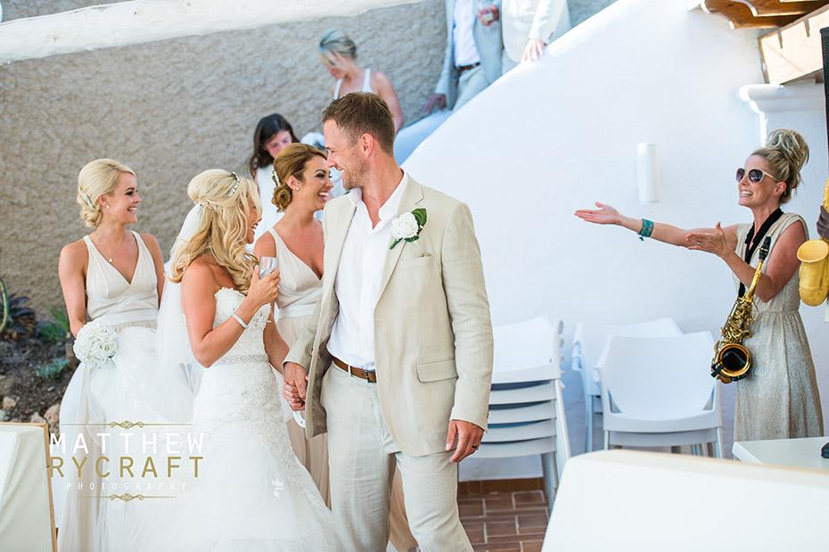 Abroad Wedding