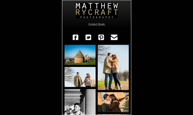 Wedding Gallery App