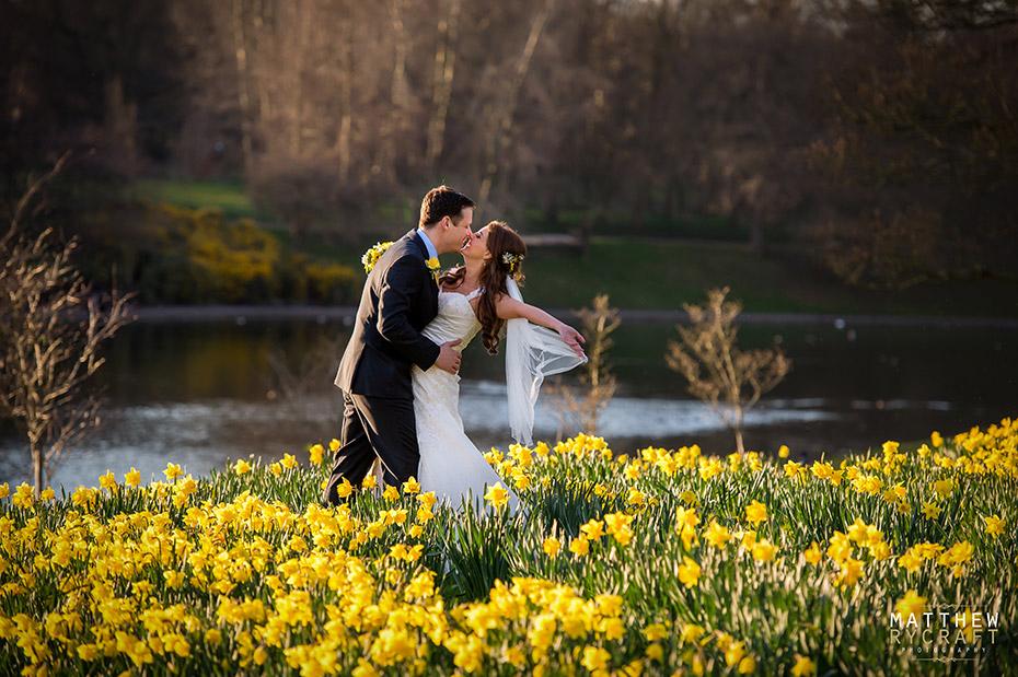 Spring Themed Weddings Matthew Rycraft