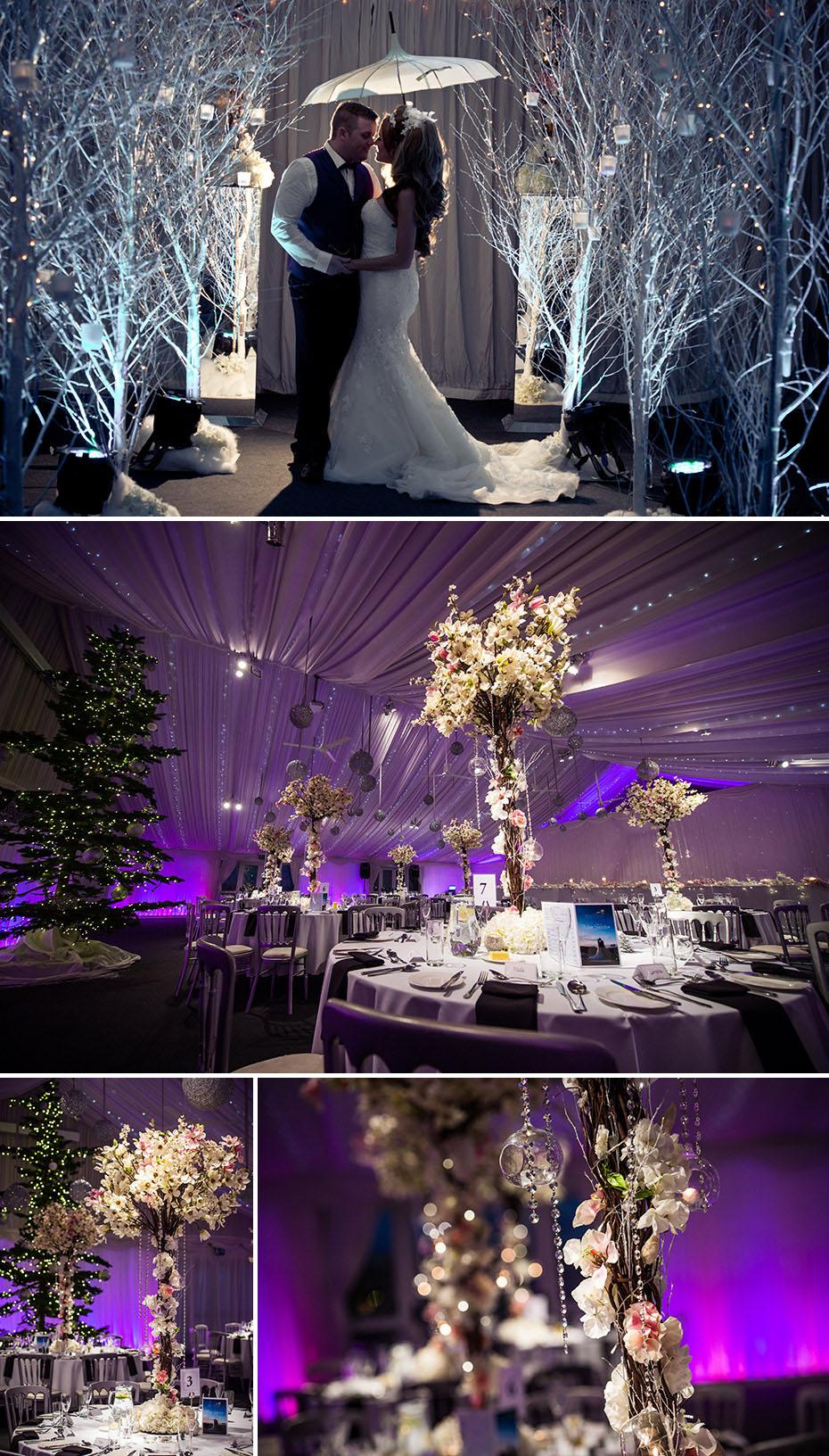 Gorgeous winter wedding ideas matthew rycraft