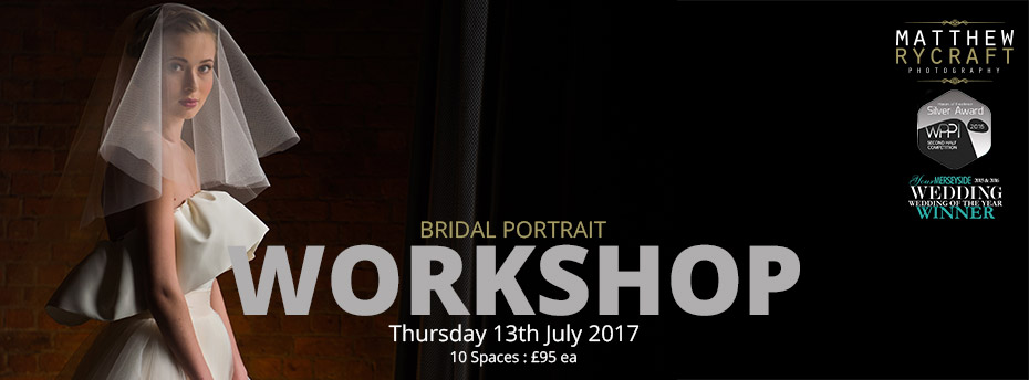 Bridal Photography Workshop Southport