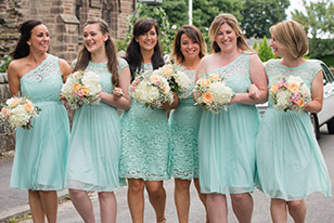 Bridesmaids Dresses and Styles