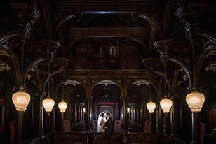 Crewe Hall Wedding Emily & Alan