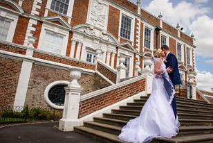 Wedding Shoot at Croxteth Hall