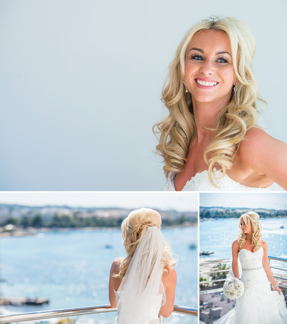 Destination Wedding Photographer Bride