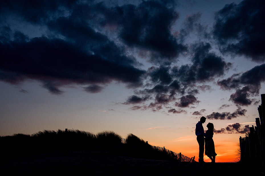 Formby Beach Pre Wedding Shoot