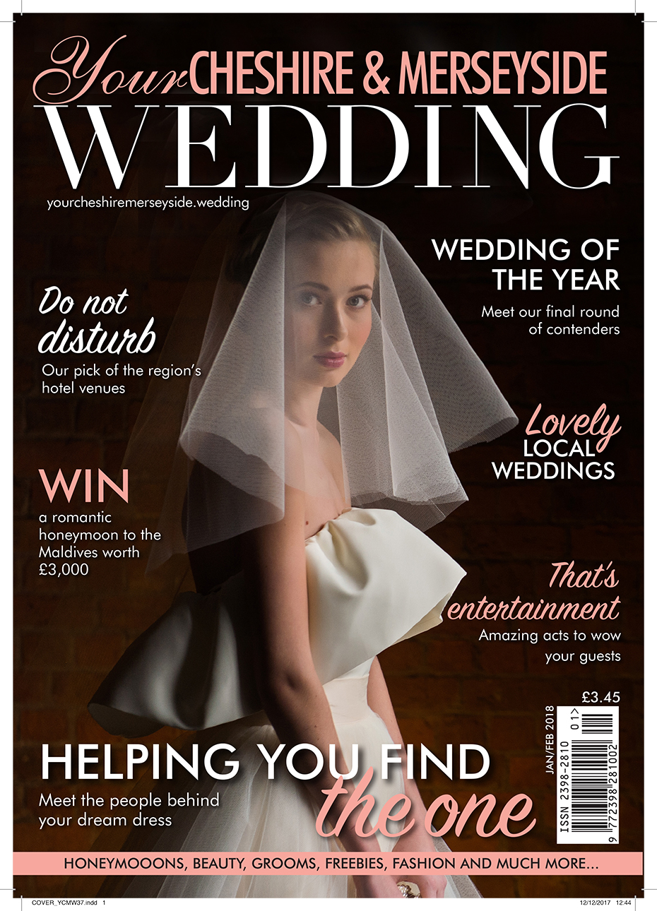 2018 Wed Mag Front Cover