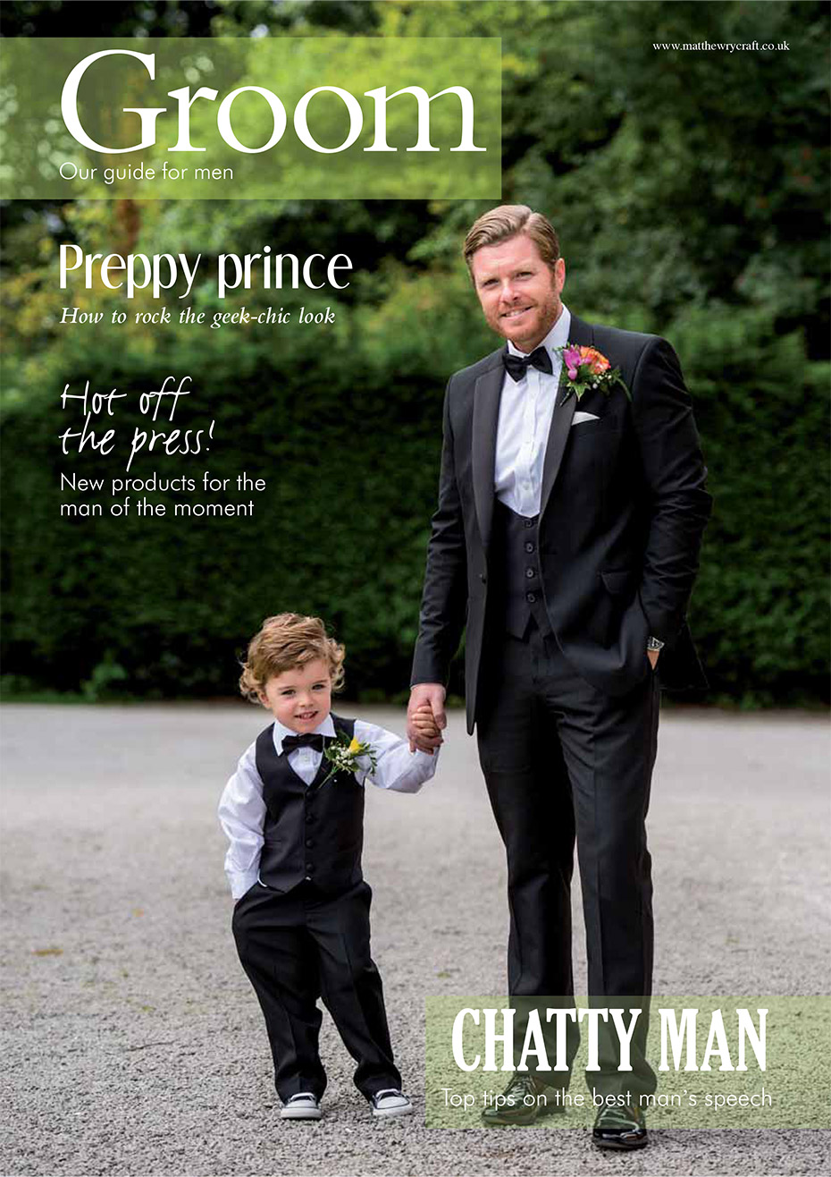 Groom Front Cover 2016