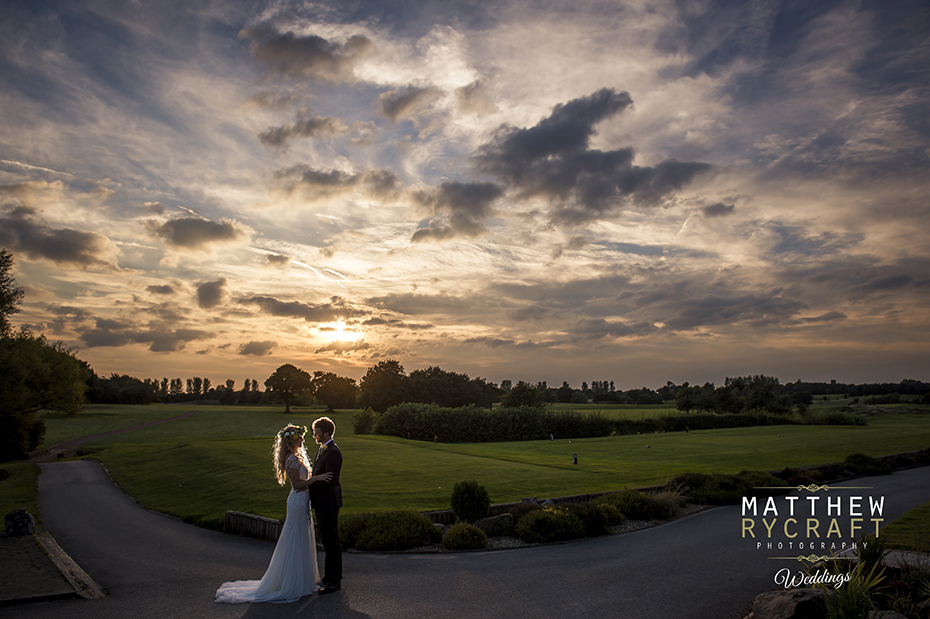 Hurlston Hall Wedding